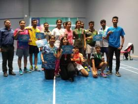 Badminton Tournament - (3)