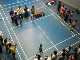 Badminton Tournament - (9)