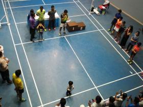 Badminton Tournament - (10)