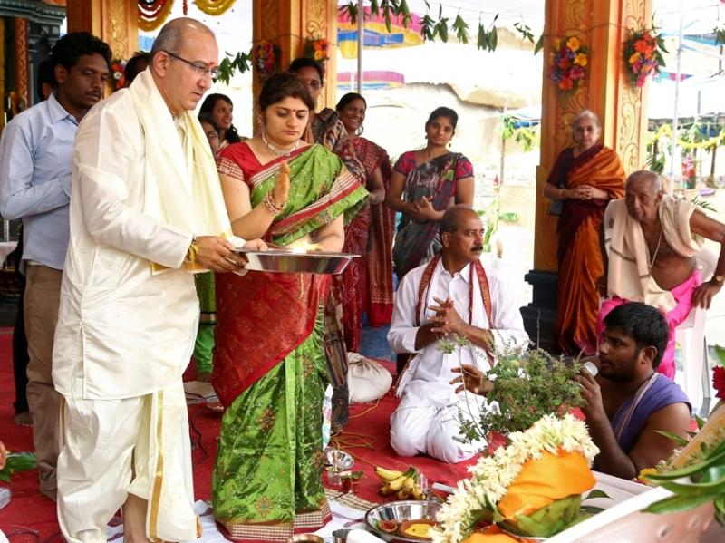 Balaji Temple Inauguration 1 (15)