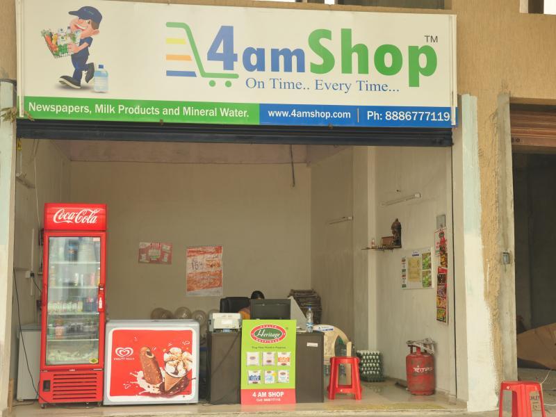 4 AM Shop