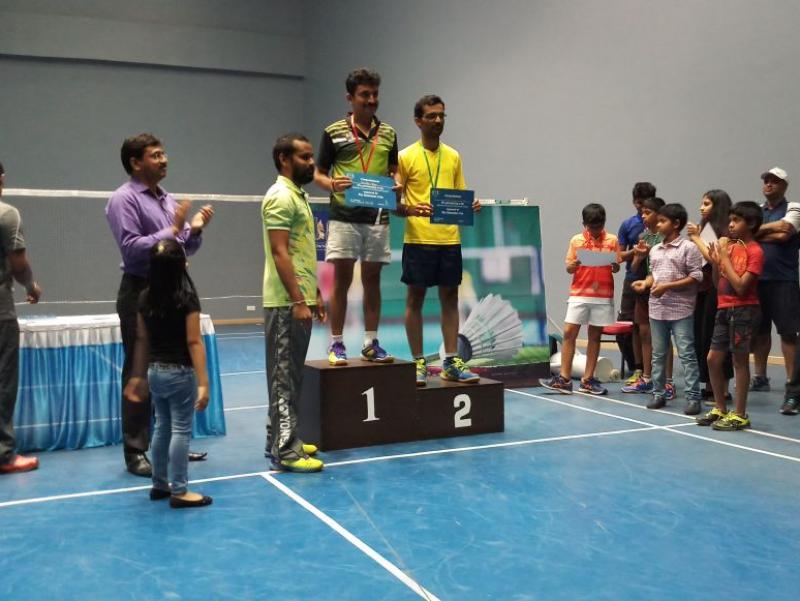 Badminton Tournament - (4)