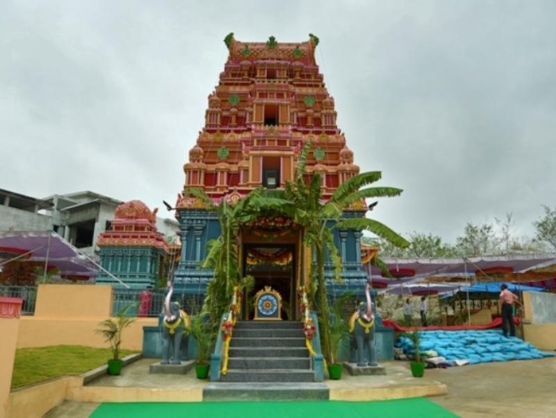 Balaji Temple Inauguration 1 (1)