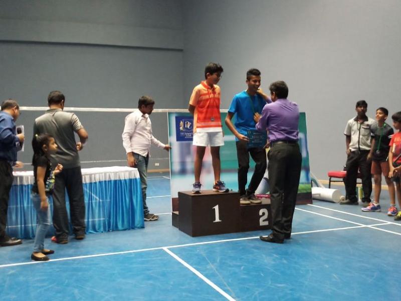 Badminton Tournament - (7)