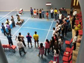 Badminton Tournament - (8)