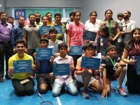Badminton Tournament - (2)